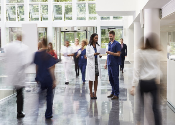 Tracking Capabilities for Any Volume of Garments in Healthcare business
