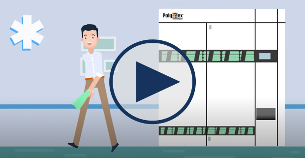 automated towel management systems enable health & fitness clubs video